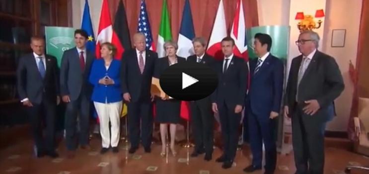 G7 Taormina, senza la Russia è stata un'inutile passerella
