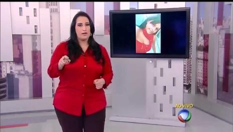 Vídeo: Ex-marido de apresentadora é preso e ela garante: 'Denuncio mesmo'