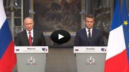 Macron, il 'finto diplomatico' che ha messo Putin alle corde