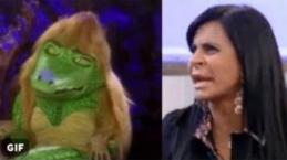 Mulher chama Gretchen de 'Cuca' e cantora dá melhor resposta