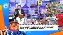 Reestructuración de los programas de  Telecinco