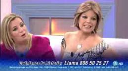 Terelu Campos desnuda su corazón
