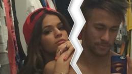 Neymar confirma término com Bruna: 'Torço pela felicidade dela'