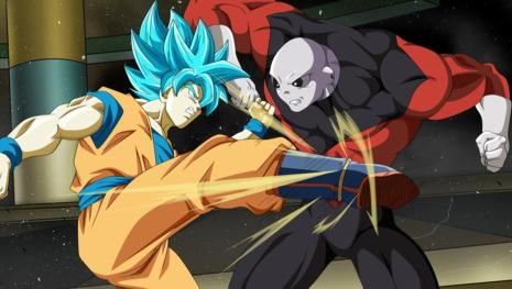 Dragon Ball Super 97: Jiren quiere matar a Goku