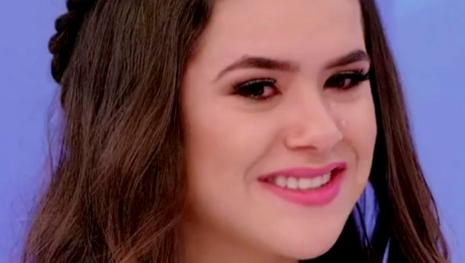 Silvio Santos surpreende Maisa e o que diz a fez chorar