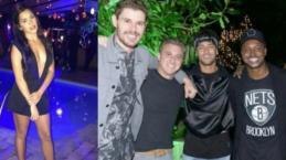 Muito sensual, Emilly faz de tudo para estar com Neymar já solteiro e se dá mal