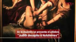 Artemisia fue violada y se vengó mediante la pintura