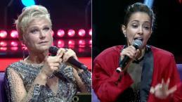 Xuxa desmente Maytê Piragibe e as duas discutem feio: 'Isso não é 'A Fazenda''