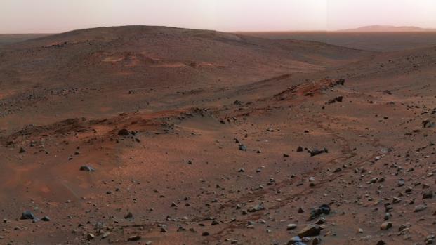 Video: Accampamento umano su Marte visibile da Google Earth