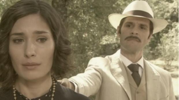 Video: Il Segreto, Camila: chi è il suo vero padre?
