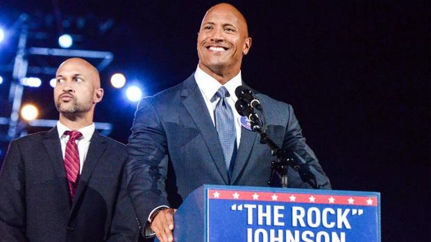 Dwayne 'The Rock' Johnson bientôt président des USA ?
