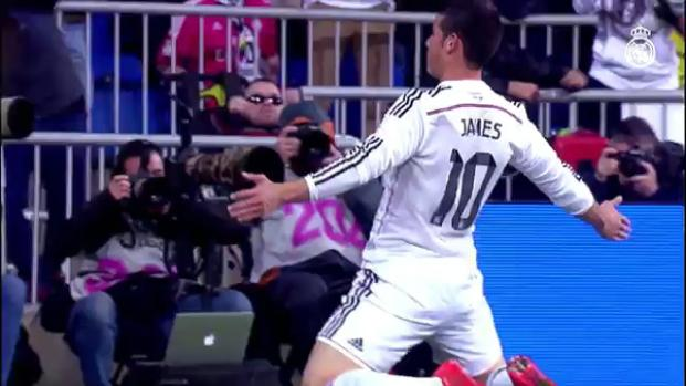 El vestuario merengue lamenta que James abandone el Real Madrid