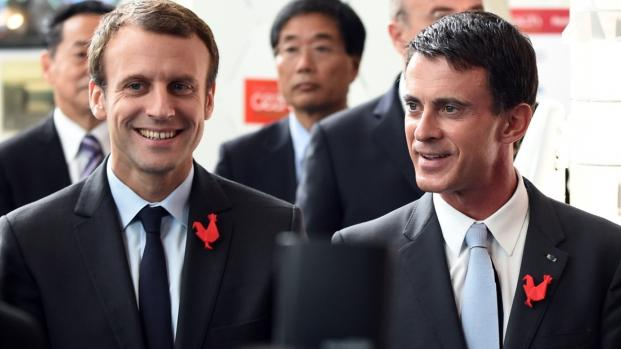 """""""Je suis votre chef"""" : Macron répond au début de colère dans l'Armée Française"""