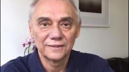 Marcelo Rezende surge irreconhecível falando de morte e funeral