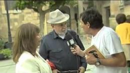 Vídeo: Joe Hill, el maestro del terror moderno visita España
