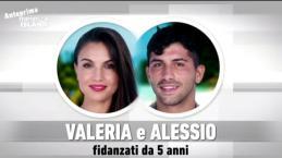 Video: Alessio e Valeria stanno assieme dopo Temptation? Il gesto di Sara