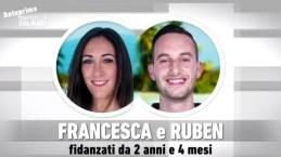 Video: Ruben e Francesca ultime news: dedica inaspettata dopo il confronto