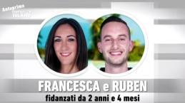 Video: Ruben e Francesca ultime news: dedica inaspettata dopo il confronto