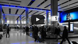 Aeropuerto internacionales tendrán nuevas medidas de seguridad