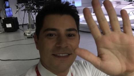 Evaristo Costa desiste da Globo e não renova contrato; saiba o motivo