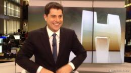 Evaristo Costa vai deixar a Rede Globo e motivo surpreende