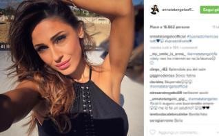 Video: Gossip: Anna Tatangelo e Gigi D'Alessio si sono detti addio?