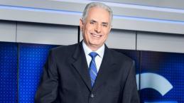 Apresentador da Globo é internado às pressas e faz cirurgia no coração