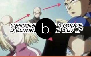 Dragon Ball Super : La théorie de l'ordre d'élimination ? Crédible ou pas ?