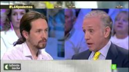 Vídeo: Eduardo Inda suelta duras críticas en el debate sobre la muerte de Blesa