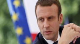 Emmanuel Macron chute lourdement dans les sondages