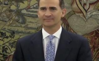 Felipe VI celebra el XV aniversarios de los JJOO