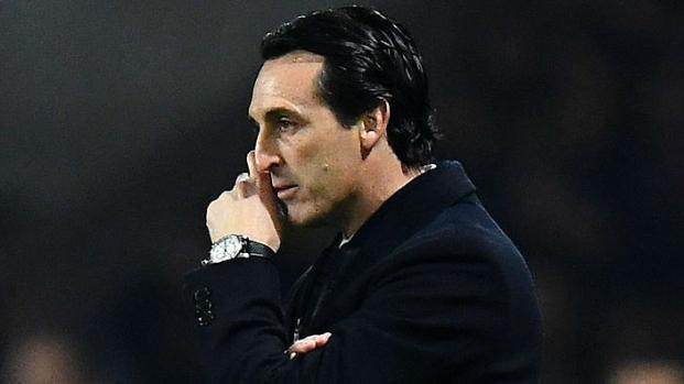 PSG : Unai Emery, une moins bonne copie que Laurent Blanc