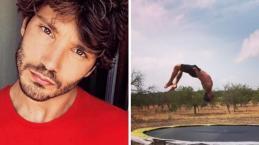VIDEO: Paura per Stefano De Martino: la brutta caduta del ballerino