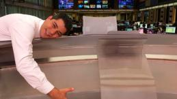 Evaristo Costa afirma que não vai para outra emissora nem para os EUA