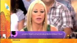 Belén Esteban se pronuncia sobre el proceso judicial con Toño Sánchez