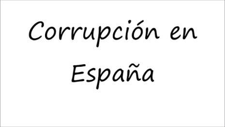 España oucpa el número 41 en el ránking de transparencia internacional