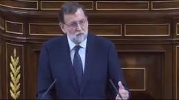 Rajoy tenso en su declaración ante la Audiencia Nacional