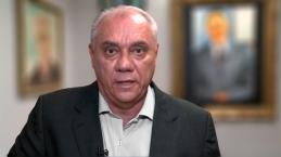 Assista: Marcelo Rezende revela segredo divino e rebate ofensas