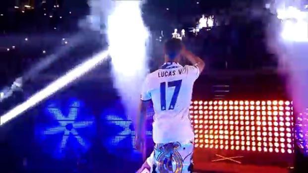 Lucas Vázquez podría abandonar el Real Madrid