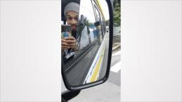Ex-chiquitito sai da TV para dirigir ônibus; veja as fotos