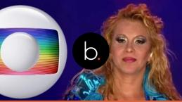 Assista: Joelma 'larga' a música para virar atriz da Globo