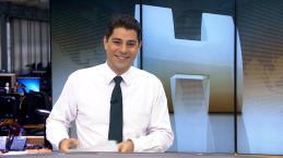 Evaristo Costa ´confirma que deixará emissora, último 'JH' será nesta quinta