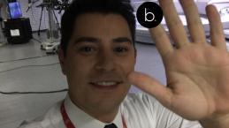 Evaristo Costa divulga vídeo comentando sua saída da Globo, assista