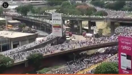 Huelga general de 48 horas en Venezuela