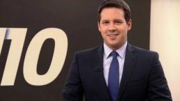 Substituto de Evaristo Costa na Globo é revelado; saiba seu nome