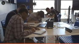 Andrea Janeiro estudiará en Birmingham Metropolitan College
