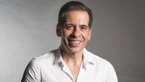 Leandro Hassum é chamado de feio por ficar magro e dá melhor resposta