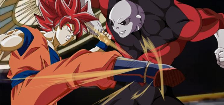 Incredible titles from chapters 111 to 113 Hit vs. Jiren of 'Dragon Ball Super