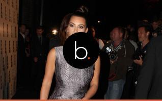 Kim Kardashian's bad paparazzi pictures have given her a dysmorphia