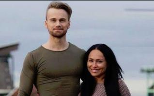 '90 Day Fiance' stars Jesse and Darcey celebrate one year together